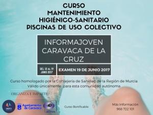Curso de mantenimiento higi nico sanitario piscinas uso for Curso mantenimiento piscinas